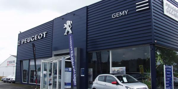Peugeot Gemy Chateaubriand