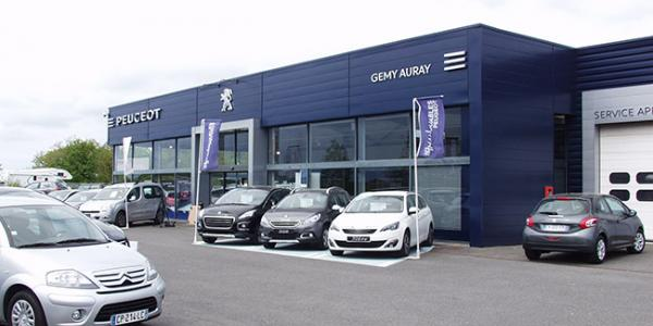 Peugeot Gemy Auray