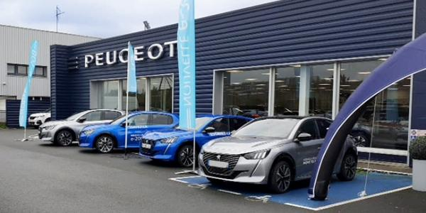 Peugeot Gemy Angers